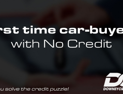 How to Get a Car Loan as a First Time Buyer with No Credit
