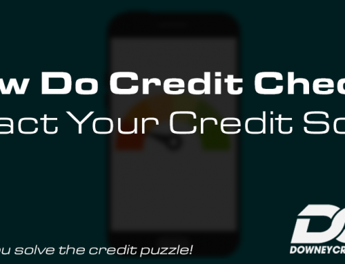How Do Credit Checks Impact Your Credit Score?