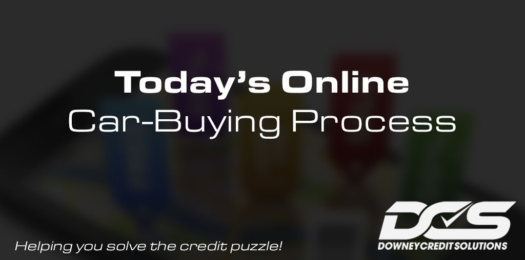 Online Car-Buying Process | Downey Credit Solutions