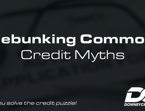 Eight Common Credit Myths