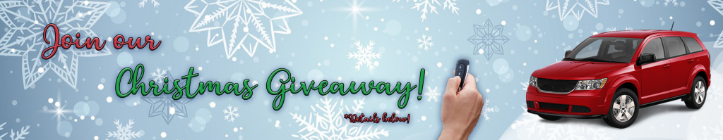 Christmas Giveaway | Downey Credit Solutions